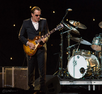 Book Joe Bonamassa for your next corporate event, function, or private party.