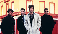 Book Echo & the Bunnymen for your next corporate event, function, or private party.