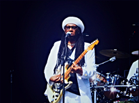 Book Chic feat. Nile Rodgers for your next corporate event, function, or private party.