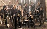 Book The Tedeschi Trucks Band for your next corporate event, function, or private party.