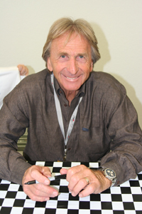 Book Derek Bell for your next corporate event, function, or private party.