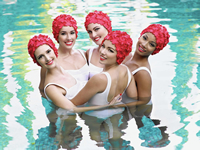 Book Aqualillies for your next corporate event, function, or private party.