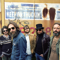 Book Chris Robinson Brotherhood for your next corporate event, function, or private party.
