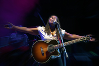 Book Ruthie Foster for your next corporate event, function, or private party.