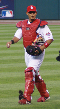 Book Yadier Molina for your next corporate event, function, or private party.