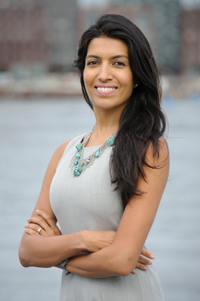 Book Leila Janah for your next corporate event, function, or private party.