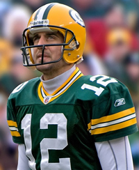 Book Aaron Rodgers for your next corporate event, function, or private party.
