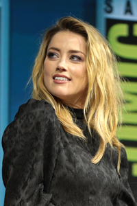 Book Amber Heard for your next corporate event, function, or private party.