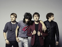 Book Kasabian for your next corporate event, function, or private party.