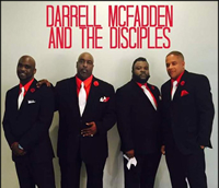 Book Darrell McFadden & The Disciples for your next corporate event, function, or private party.