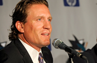Book Jeremy Roenick for your next corporate event, function, or private party.