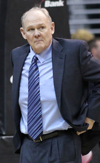 Book George Karl for your next corporate event, function, or private party.