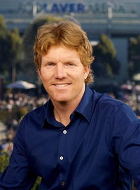 Book Jim Courier for your next corporate event, function, or private party.