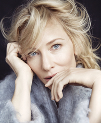 Book Cate Blanchett for your next corporate event, function, or private party.