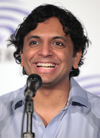 Book M. Night Shyamalan for your next corporate event, function, or private party.