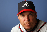 Book Chipper Jones for your next corporate event, function, or private party.