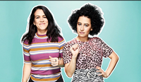 Book Broad City for your next corporate event, function, or private party.