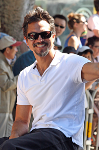 Book Benjamin Bratt for your next corporate event, function, or private party.