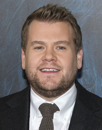 Book James Corden for your next corporate event, function, or private party.
