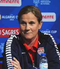 Book Jill Ellis for your next corporate event, function, or private party.