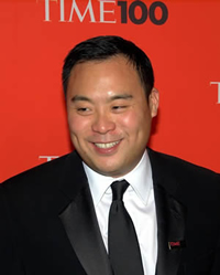 Book David Chang for your next corporate event, function, or private party.