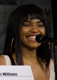 Book China Anne McClain for your next corporate event, function, or private party.