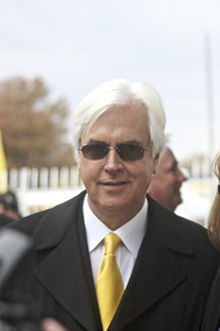 Book Bob Baffert for your next corporate event, function, or private party.