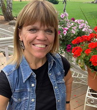 Book Amy Roloff for your next corporate event, function, or private party.