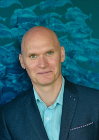 Book Anthony Doerr for your next corporate event, function, or private party.