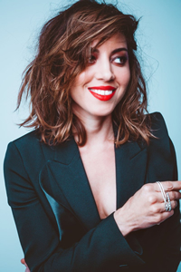 Book Aubrey Plaza for your next corporate event, function, or private party.