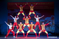 Book Chinese Acrobats of Hebei for your next corporate event, function, or private party.