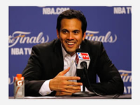Book Erik Spoelstra for your next corporate event, function, or private party.