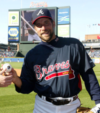 Book John Smoltz for your next corporate event, function, or private party.