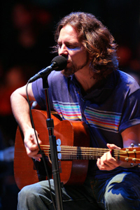 Book Eddie Vedder for your next corporate event, function, or private party.