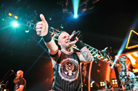 Book Five Finger Death Punch for your next corporate event, function, or private party.