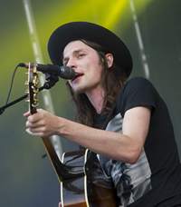 Book James Bay for your next corporate event, function, or private party.