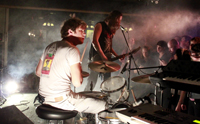 Book Jeff The Brotherhood for your next corporate event, function, or private party.