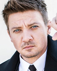 Book Jeremy Renner for your next corporate event, function, or private party.