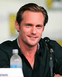Book Alexander Skarsgard for your next corporate event, function, or private party.