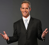 Book Joe Buck for your next corporate event, function, or private party.