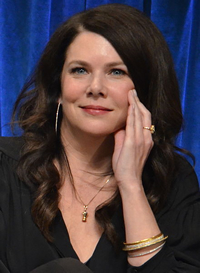 Book Lauren Graham for your next corporate event, function, or private party.