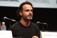 Book Andrew Lincoln The Walking Dead for your next corporate event, function, or private party.