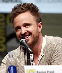 Book Aaron Paul for your next corporate event, function, or private party.