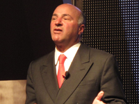 Book Kevin O'Leary for your next corporate event, function, or private party.