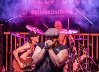 Book AC/DC Tribute: Hells Bells for your next corporate event, function, or private party.