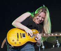 Book Joanne Shaw Taylor for your next corporate event, function, or private party.