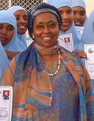 Book Edna Adan Ismail for your next corporate event, function, or private party.