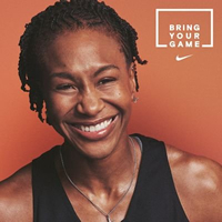 Book Tamika Catchings for your next corporate event, function, or private party.