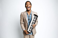 Book Jon Batiste and Stay Human for your next corporate event, function, or private party.