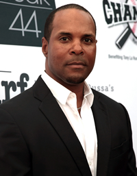 Book Barry Larkin for your next corporate event, function, or private party.